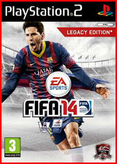 Capa Download   FIFA 14 (PS2)