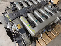 W140/S600エンジン