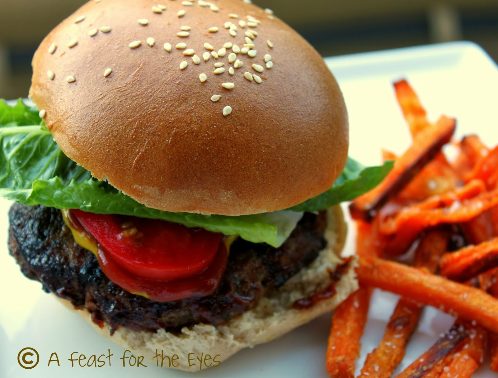 a feast for the eyes perfect hamburger buns in an hour. Black Bedroom Furniture Sets. Home Design Ideas