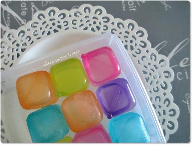 Cubitos de Hielo de Plástico - Disfruta de tu BEBIDA FRÍA sin aguarla