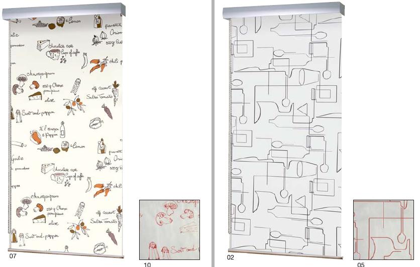 Laurens tus estores y cortinas en valencia estores en for Estores con dibujos