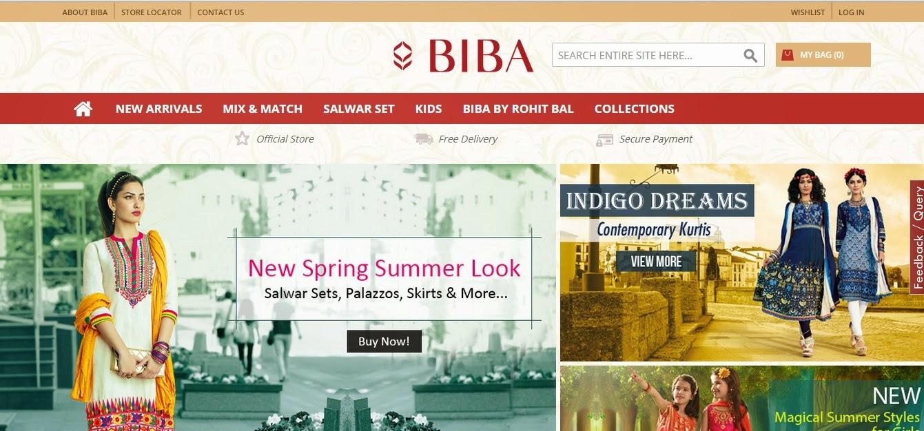 Where to Buy Biba