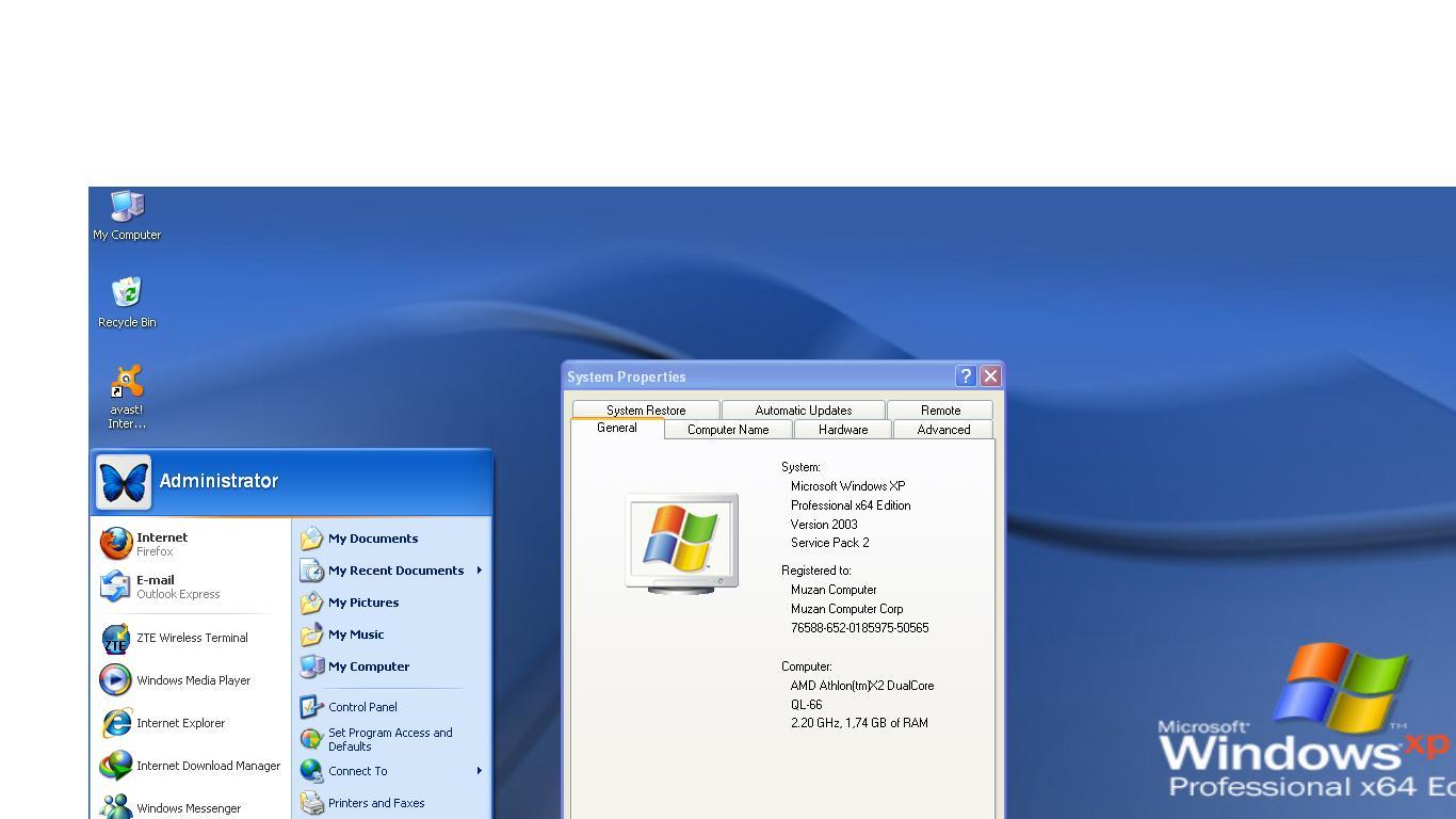Microsoft windows xp 64 bit edition download carddebetfi for Window 64 bit