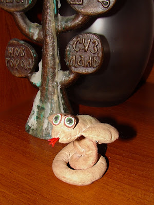 мягкая игрушка кобра, набор игрушек китайский гороскоп
