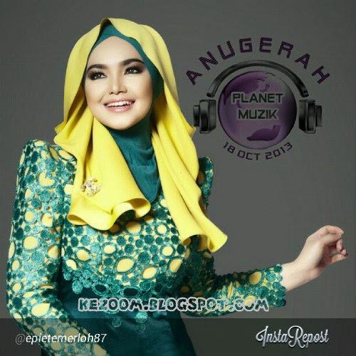 Siti Nurhaliza Dah Mengandung?