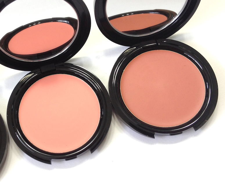 Make Up For Ever Second Skin Cream hd Blush: 225 and 315