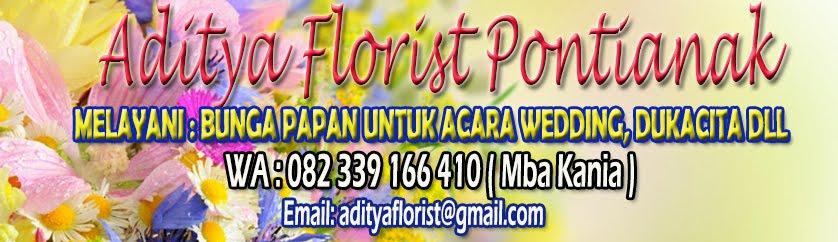 TOKO KARANGAN BUNGA Aditya Florist Pontianak