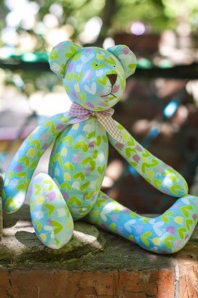 игрушка мишка, игрушка ручной работы, купить игрушку ручной работы, текстильные игрушки