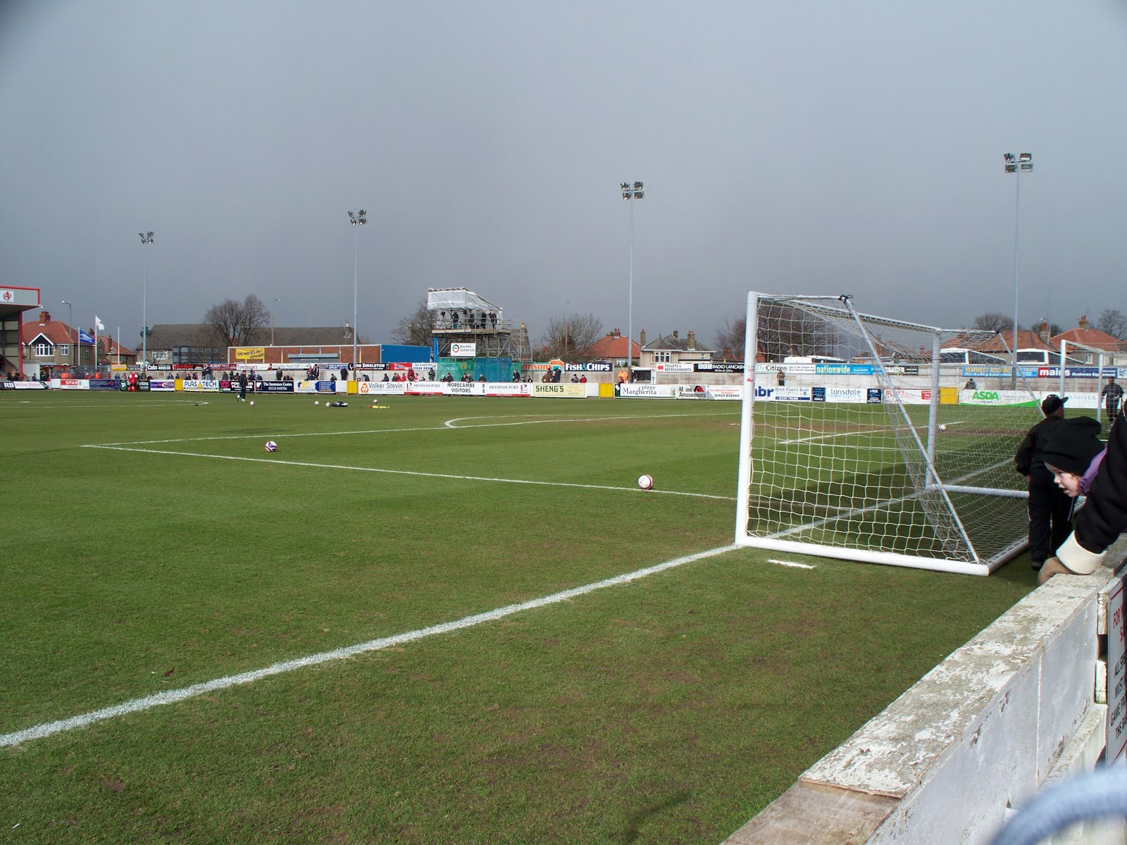 The Wycombe Wanderer: Morecambe - Christie Park