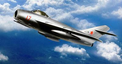 История создания самолета МиГ-17