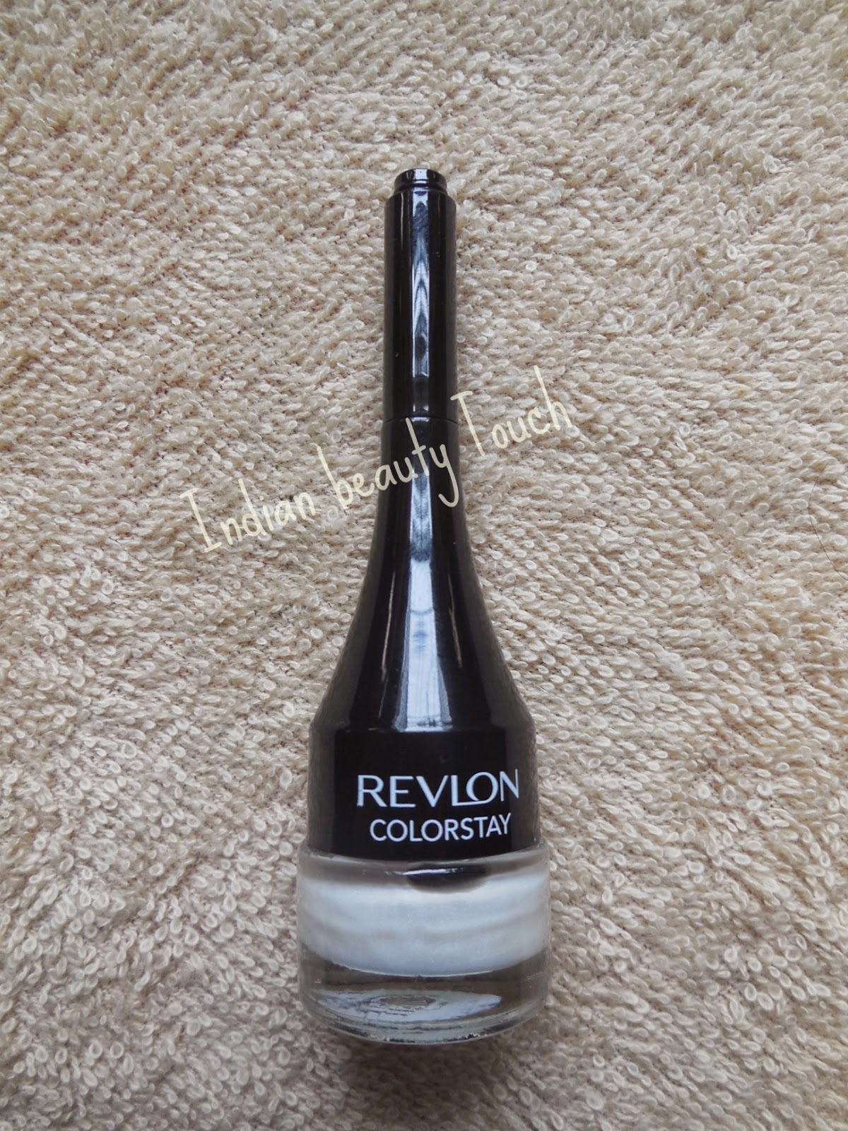 "alt=""Revlon colorstay creme Gel eyeliner review"""