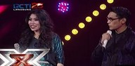 CLARISA & AFGAN - CLOWN (Emeli Sande) - Gala Show 10 - X Factor Indonesia 2015