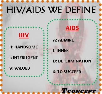 Study aids definition hiv
