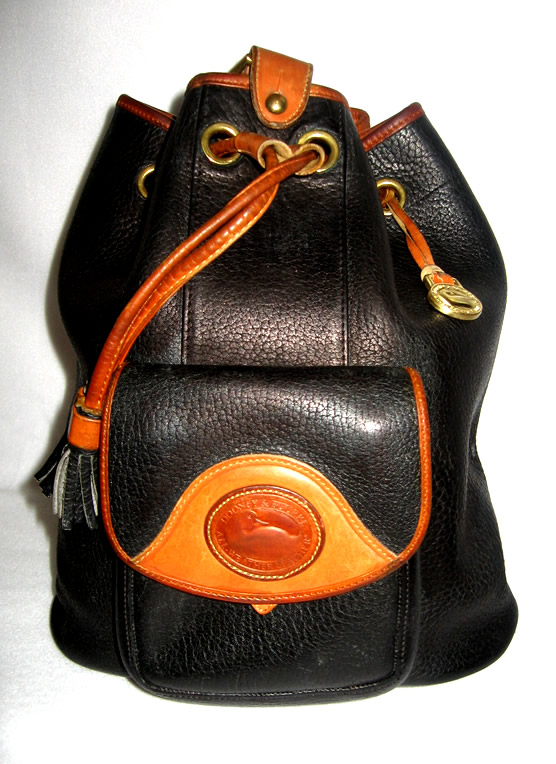 Dooney & Bourke Vintage Duffle Bag
