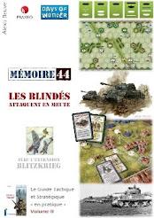 Mémoire 44<br>Les Blindés attaquent en meute