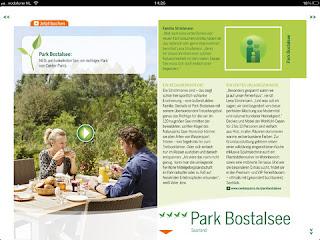 Center Parcs Katalog App
