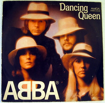 Playlist da Lulu: Dancing Queen - Abba