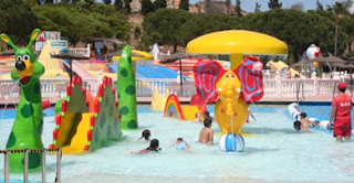 visita parque acuatico en jerez con niños