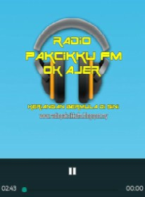 APLIKASI ANDRIOD. PLAYERS RADIO♪♫•*¨*•.