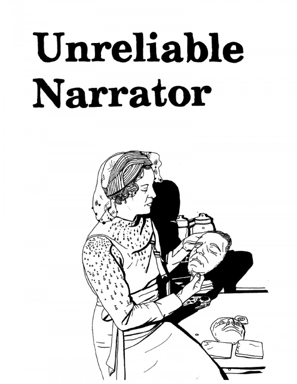 christopher boone as unreliable narrator Fifteen-year-old christopher john francis boone is not an unreliable narrator,  exactly as he tells it, and credibly so, he never lies in fact,.
