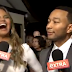 Chrissy Teigen embarrasses John Legend, says they had sex at an Obama event