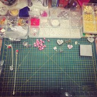 Sour Cherry Top 5 perspex Acrylic Jewellery Designers