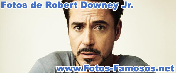 Fotos de Robert Downey Jr