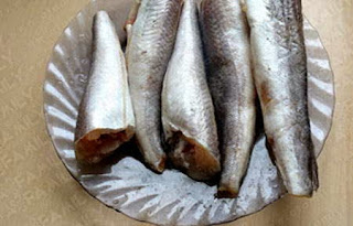 Fried Snakehead with chopped Lemongrass and Red Chili Recipe 2