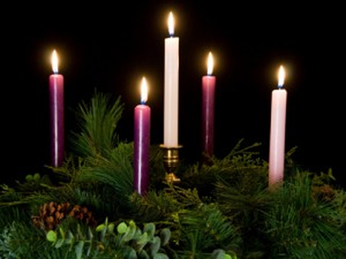 Advent - A Time of Preparation : advent lighting - www.canuckmediamonitor.org