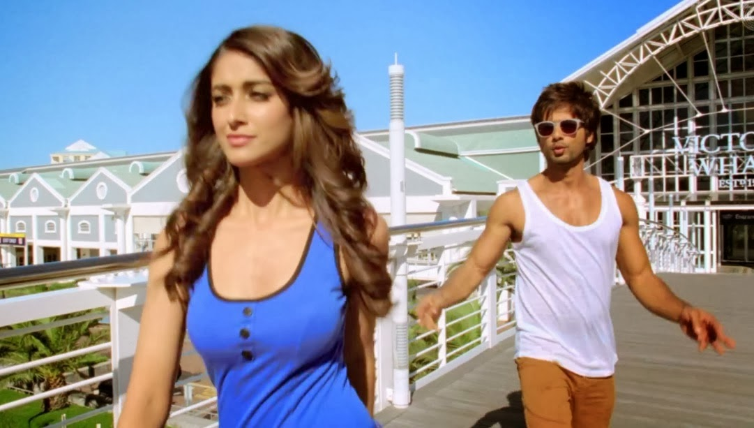 Ileana+D%2527Cruz+Actress+Hot+Photos+With+Shahid+Kapoor006