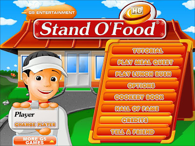 download game memasak Stand O Food