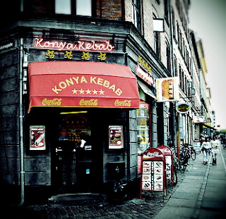 vesterbro kebab shop