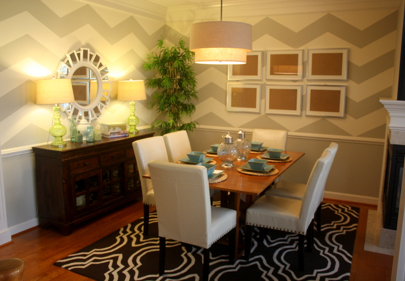 A Home Blog: Dining Room Redesign
