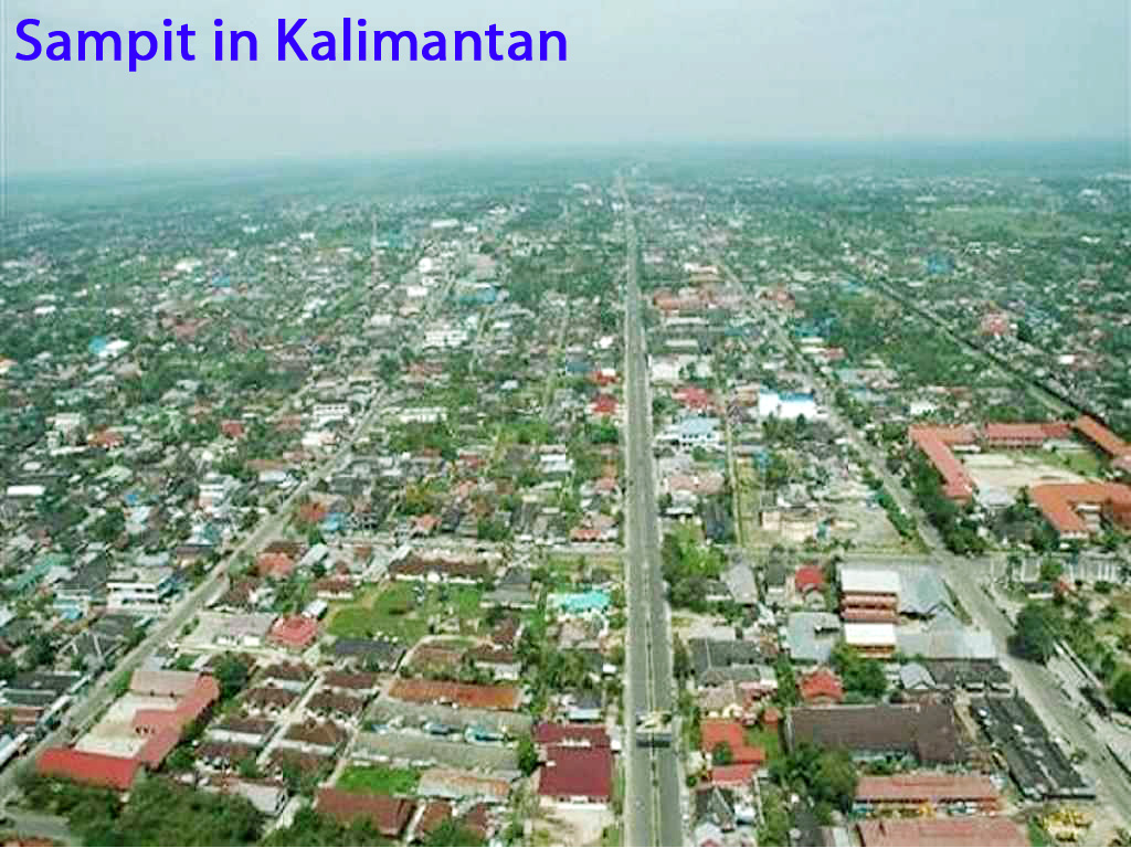 Sampit Indonesia  city pictures gallery : Kalimantan in Indonesia ~ Beautiful Places