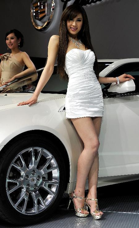 Shanghai Car New Car Models at Shanghai