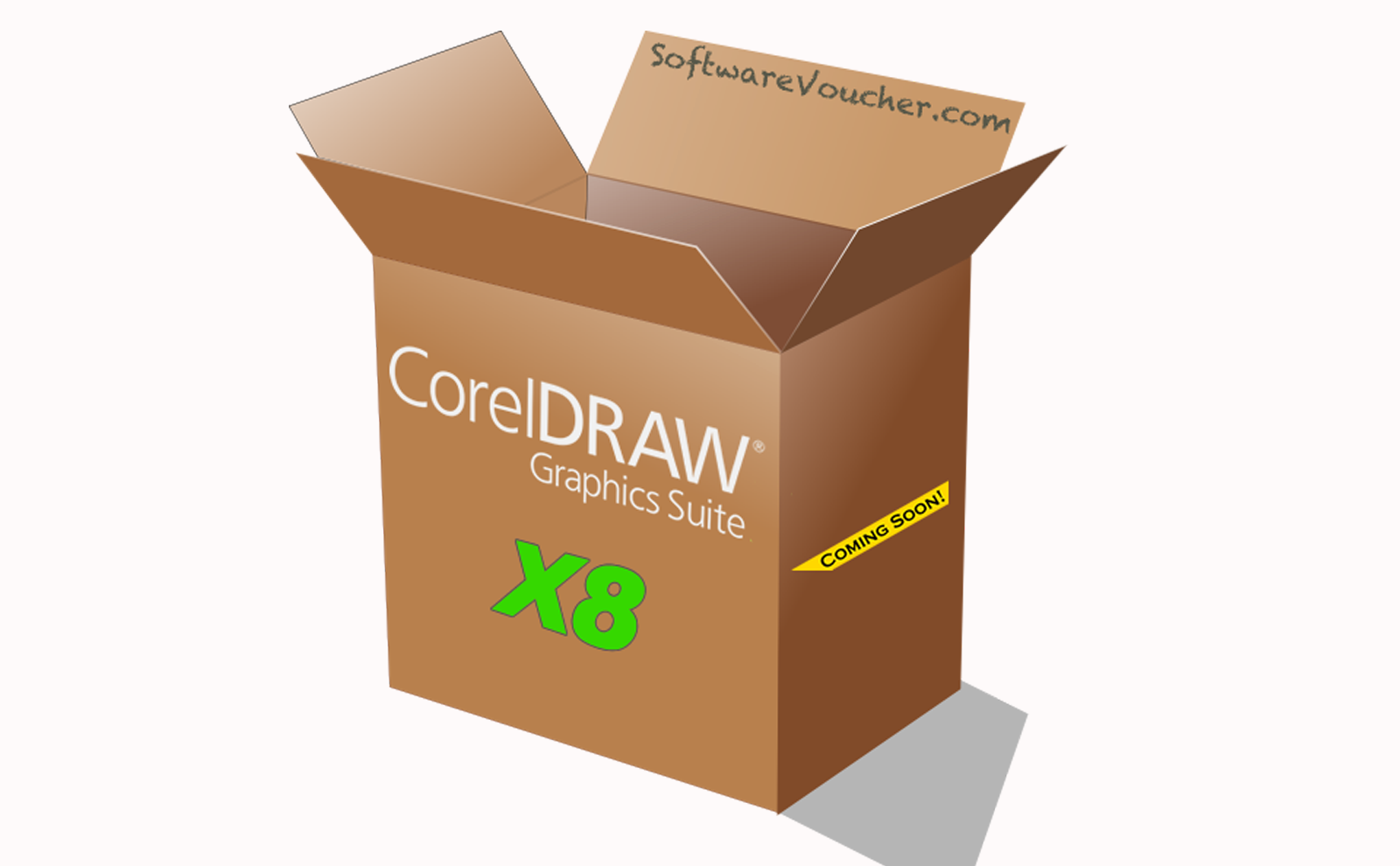coreldraw portable x8