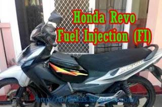 Honda Revo Fuel Injection