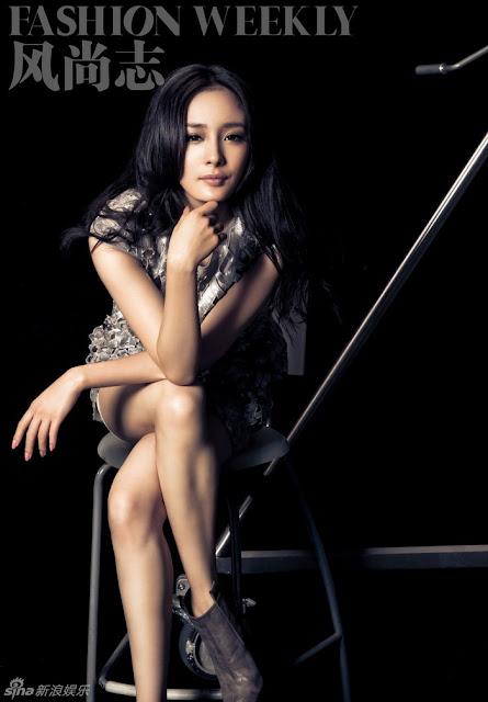 Dương Mịch, hình ảnh, tạp chí, 2011
