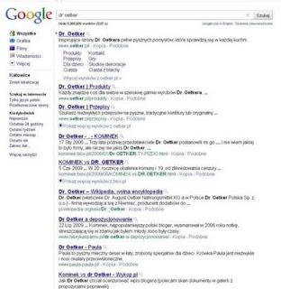 SERM czyli zarządzanie reputacją marek w wyszukiwarkach