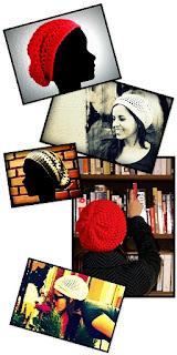 Slouchy Beanie a Crochet - Ahuyama Crochet
