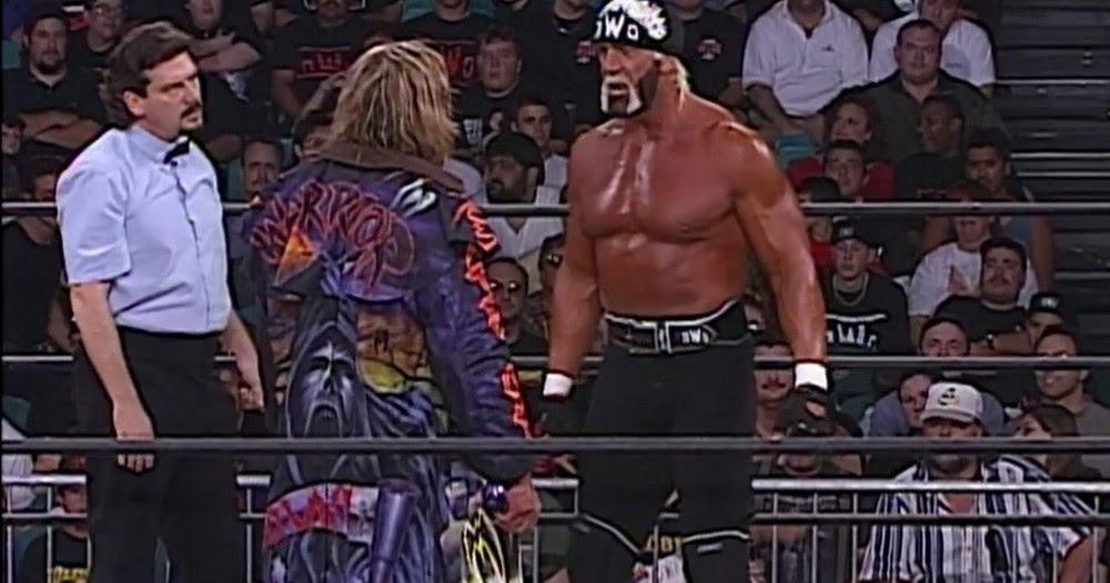 Worst in the World: Hollywood Hogan vs The Warrior-Halloween Havoc 1998