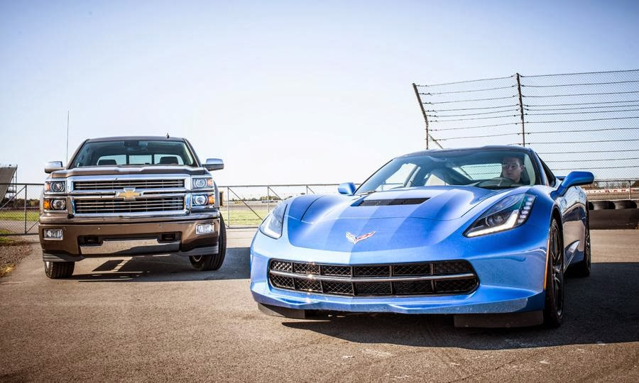 Chevrolet Wins Autoweek's Best of the Best Awards