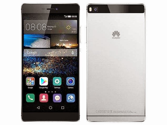 Huawei Ascend P8 Price and full Specification