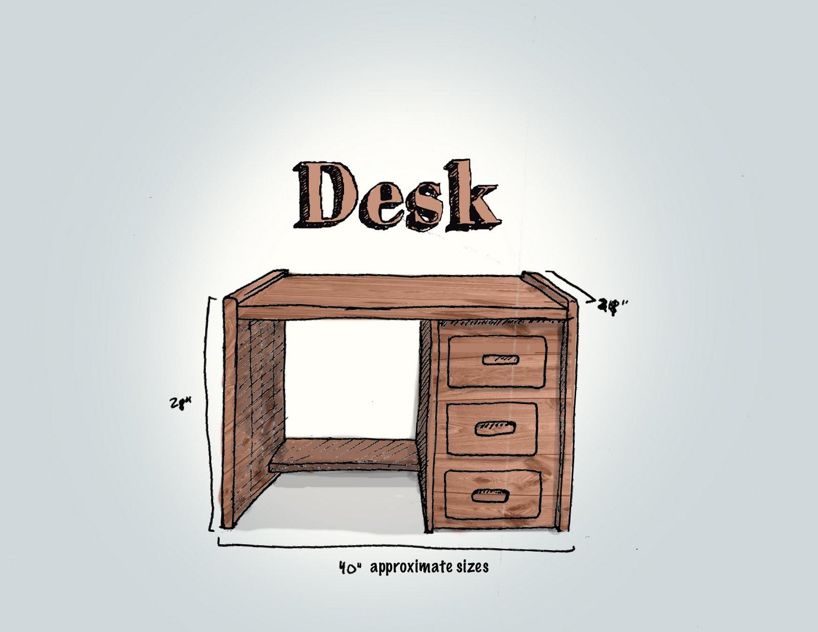 Derek Winegar Furniture Illustrations