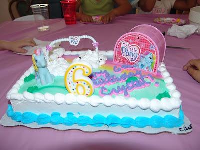 Algunas Ideas De Decoraci  N De Fiestas Infantiles De My Little Pony