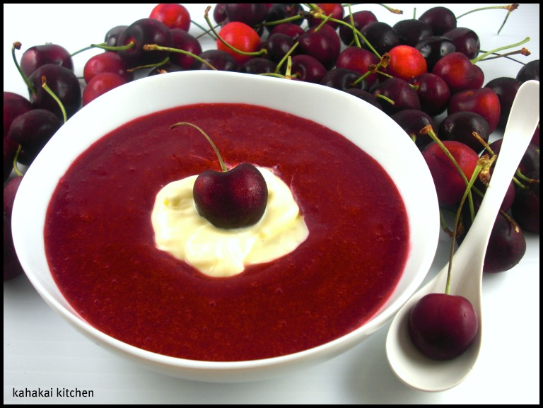 : Cold Cherry-Lemon Soup: Gorgeous and Refreshing for Souper (Soup ...