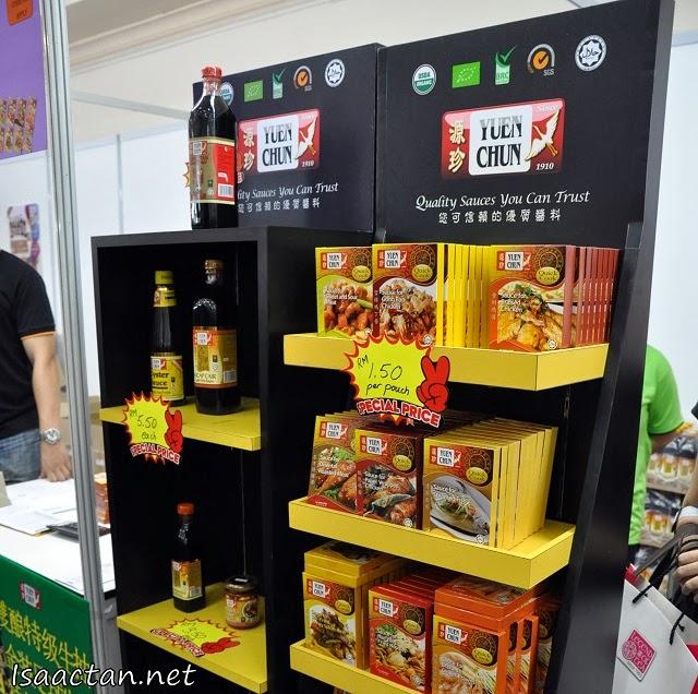 #7 Yuen Chun Sauces
