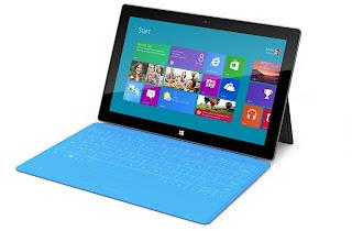 Harga Microsoft Surface