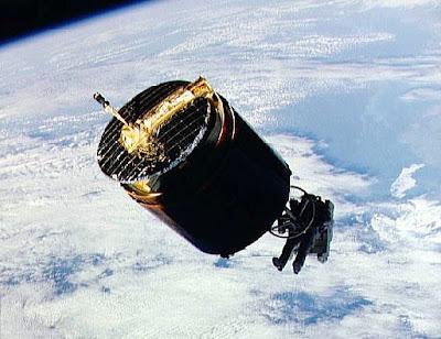 Westar VI satellite Palapa B2