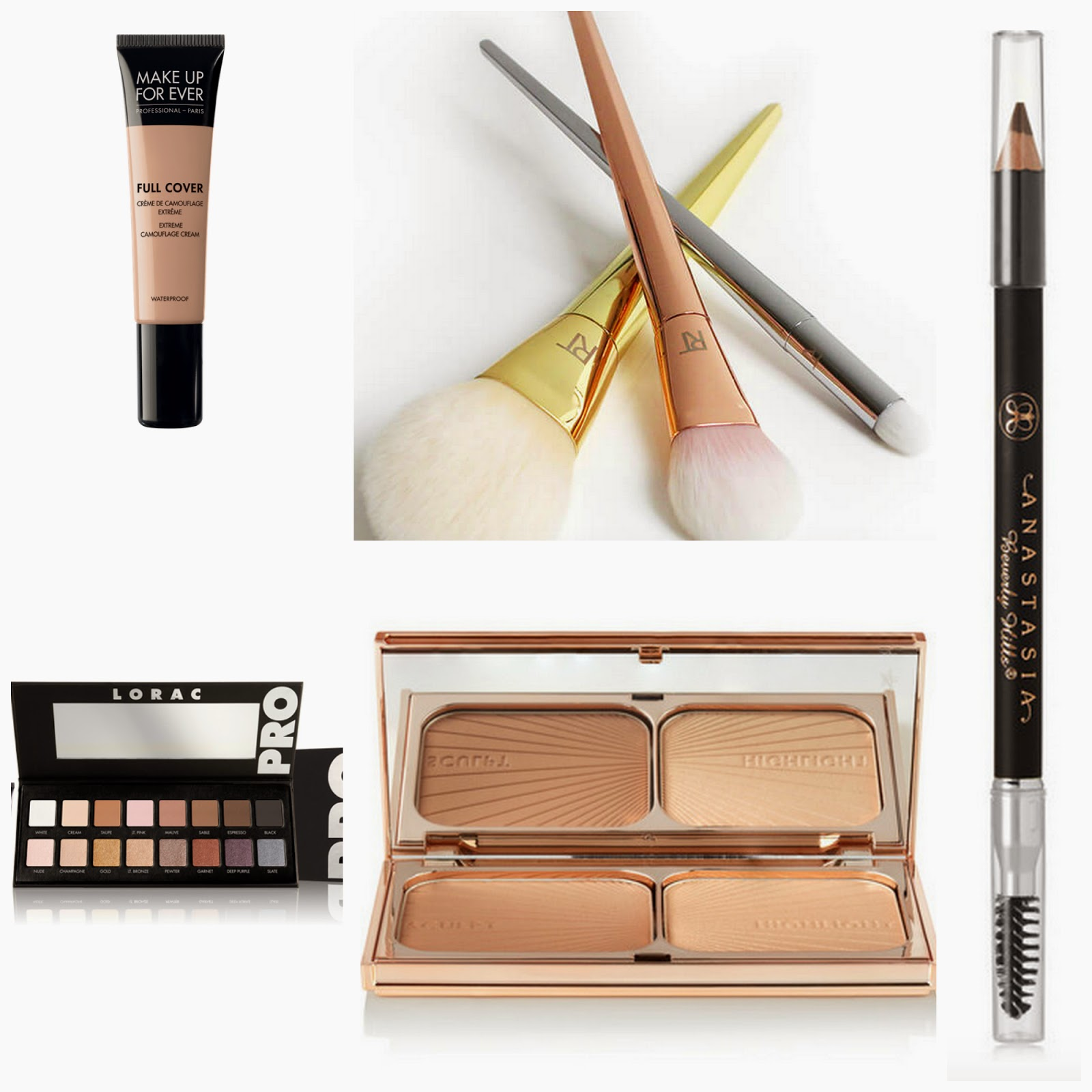 The Beauty Wishlist